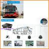 Sistemas de gravação da câmera do veículo de HD 1080P com 3G 4G GPS