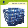 Bâche de protection en plastique imperméable à l'eau de PE pour des camions