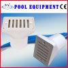 Kleine Schuimspaan van het White PVC SPA de Pool Gebruikte Afvoerkanaal van de Goot (SP-1019)