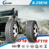Neumático resistente radial del neumático/TBR del carro (8.25R16-16)