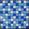 Mosaico de la piscina del mosaico del vidrio cristalino (HS16)