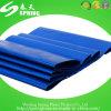 Boyau coloré de débit de la distribution de l'eau de PVC Layflat