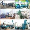 Prix mobile de centrale de malaxage d'asphalte de 20 tonnes mini
