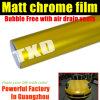Желтый Matt Chrome Film для обруча Vehicle