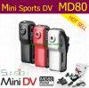 Mini gravador de vídeo dos esportes (MD80)