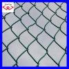 PVC Coated&에 의하여 직류 전기를 통하는 Chainlink 담 Idiamond 철망사) (TYE-30)
