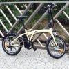 36V bici eléctrica 20inch plegable la bici de E