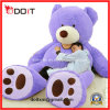 Peluche feito-à-medida Bear de 9FT Purple Giant com Good Price