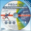 Za 60 Tbf 41 Pegatec-Scissorshand 6  - 7  rotelle multiuso di taglio