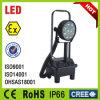IP66 imperméabilisent la lampe anti-déflagrante en aluminium de travail de la batterie rechargeable DEL