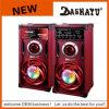 2.0 Altavoz del sistema PA Bluetooth del Karaoke de DJ (XD6-6013)