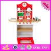 2016 игрушек W10c130 новой кухни детей конструкции деревянной смешной установленных