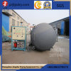 Nueva máquina estática circular del secado al vacío del acero inoxidable de Yzg