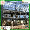 Edificios pre manufacturados pre hechos del metal construcción de acero marco ligero