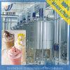 Ligne de production à la machine de crême glacée avec la cuvette