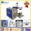 Цена пластмассы Jewellery металла отметки лазера волокна Ce/FDA 20W