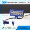 青いSUVのオフロード36Wクリー族LED作業ライトバー