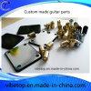 China-Hersteller liefern Soem-kundenspezifisches Gitarren-Metalteil/Tuner/Rückenbrett