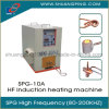Machine 10kw 200kHz de chauffage par induction