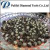 Electroplated паяемые спеченные шарики провода диаманта для веревочки вырезывания