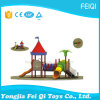 De nieuwe Plastic Reeks van het Kasteel van het Stuk speelgoed van de Jonge geitjes van de Speelplaats van Kinderen Openlucht