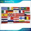 Напольный флаг положений EU 25 Европейского союза печатание цифров полиэфира (J-NF05F03135)