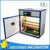 Incubadora inteiramente automática do ovo de ganso de Hhd que choca a máquina Yzite-8