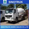 vrachtwagen van de Mixer van de Doorgang van de Tank van het Cement van 6 8 9 10cbm de Concrete