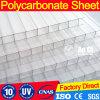 Feuille creuse en polycarbonate compétitive