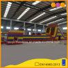 子供(AQ14188)のための多彩で長く膨脹可能な障害物コースの運動場