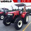 110HP de Tractor van het landbouwbedrijf met Lucht Barke