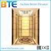 セリウムのLuxaryの小屋の装飾が付いているGearless乗客のエレベーター