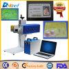 서류상 플라스틱 카드를 위한 싼 CNC 이산화탄소 레이저 프린터