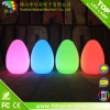 Oval Shape Floor Decoration Solar Powered Outdoor Solar Light