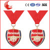 Medalla del club del metal de la aleación del cinc del metal del recuerdo