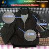 ポリエステルファブリック、新しい仕上げのMenのコート