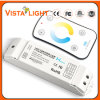 つく家庭用電化製品5-24V DC RGB LEDのコントローラを薄暗くする