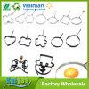 Изготовленный на заказ круглая прессформа кольца сердца и яичка формы животного Stainless-Steel