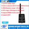 Sky-HD01 Fpv HD 1080P Micro Camera con Rotation Lens con 400MW Fpv Transmitter Together