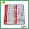 Etiquetas autoadhesivas de papel baratas del fabricante