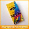 Gedruckter Farben-Zeichenstift-verpackenkasten (BLF-PBO312)
