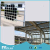 Producto de cristal doble de la azotea del panel solar de BIPV