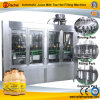 Máquina de rellenar del jugo automático de la bebida