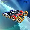 2つの車輪の電気スクーターF1のバランスをとっている小型スマートな自己