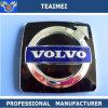 Divisa plástica del emblema del coche del cromo del ABS de la insignia del coche para Volvo