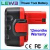 Acumulador Bat038 de la herramienta eléctrica Ni-MH