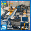 Popular en África High Efficiency Concrete Cement Block Making Machine