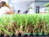 40mm 고밀도 조경과 정원 합성 물질 잔디