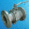 Tipo di galleggiamento valvola a sfera di Wcb dell'acciaio di getto dell'ANSI dell'estremità della flangia