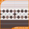 Azulejo de cerámica de la pared del cuarto de baño impermeable de la porcelana del material de construcción